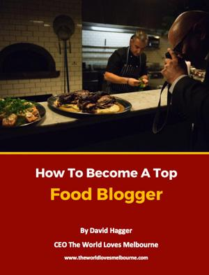 How to Become A Top Food Blogger